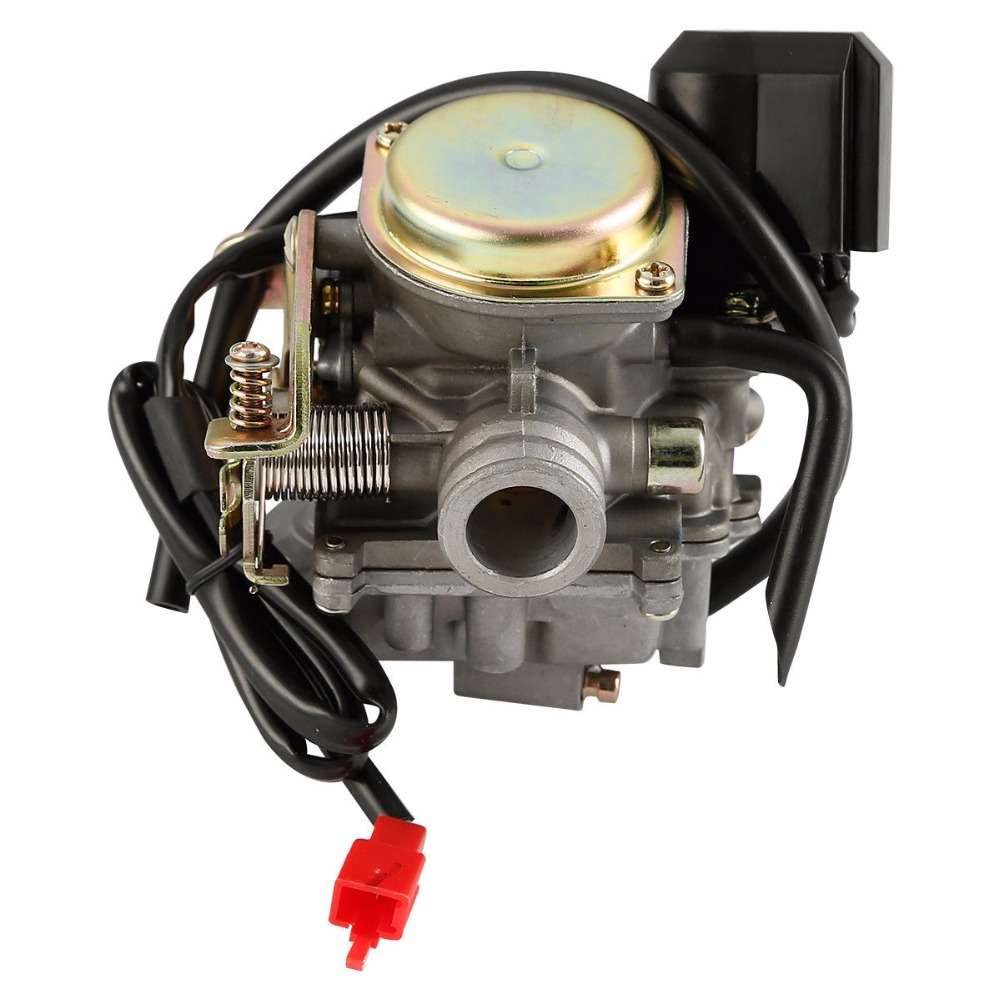 Image 2 - Motorcycle Scooter Carb Carburetor For 50cc Chinese GY6 139QMB Moped 49cc 60cc SUNL BAJA-in Carburetor from Automobiles & Motorcycles