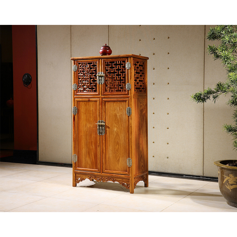 US $4000.0 |China Antique Wooden Round Corner Cabinet Solid Wood Living  Room Cabinet Hedgehog Rosewood House Furniture-in Living Room Cabinets from  ...