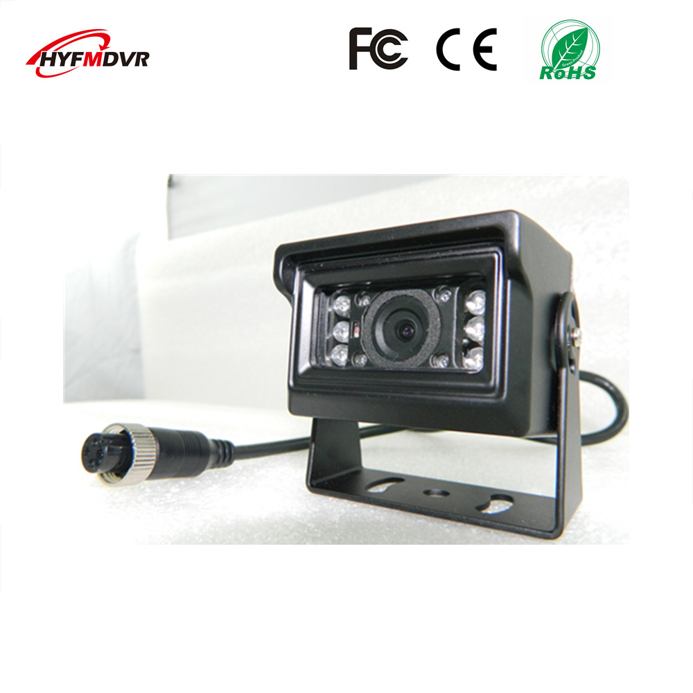 120 degree wide-angle monitor head AHD1080P/960P/720P cash truck camera 1 inch square metal shell support SONY 600TVL