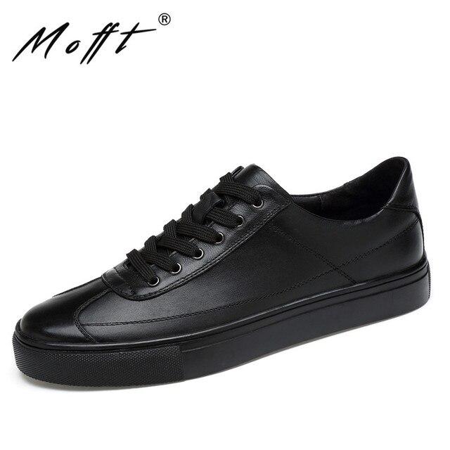 מעולה בעבודת יד גברים אמיתי עור נעלי אופנה מעצב פנאי נעלי גברים תחרה עד קלאסי קטן לבן נעלי גברים דירות