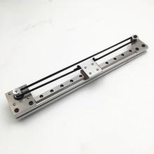 Funssor DIY CNC Reprap 3D drucker X achse 2020 profil MGN12H linear schiene motion guide kit