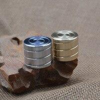 2018 Vortecon Toy Motion Anti Stress Fidget Spinner Finger Toys Spinner Pure Brass Stress Relief Collectible