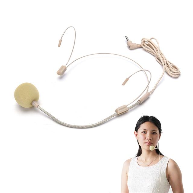 Dual ear hook headset head microphone for shure wireless 4pin mini dual ear hook headset head microphone for shure wireless 4pin mini plug publicscrutiny Choice Image