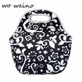 Woweino Excellent Quality 2016 New Fashion Womens Thermal Insulated Little Lunch Bag Kids School Snack Lunch Bag Picnic Box
