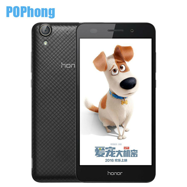 Original Huawei Honor 5A Play 5.5 inch Cell Phone Snapdragon 617 Octa Core 2G/16G Android LTE Dual SIM Card 13.0MP+8.0MP