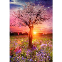 diamond painting tree of life 5d full drill square