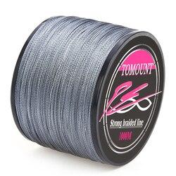 Tomount braided fishing line 1000m 100lb 80lb 0 5mm 0 45mm super strong multifilament pe tackle.jpg 250x250