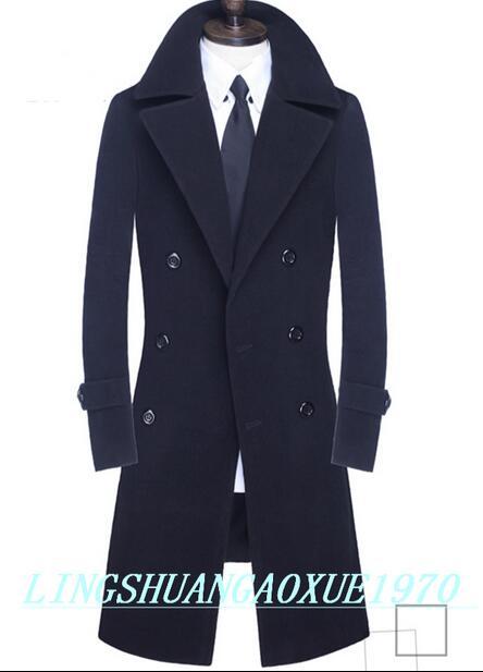 Popular Men Dress Overcoat-Buy Cheap Men Dress Overcoat lots from ...