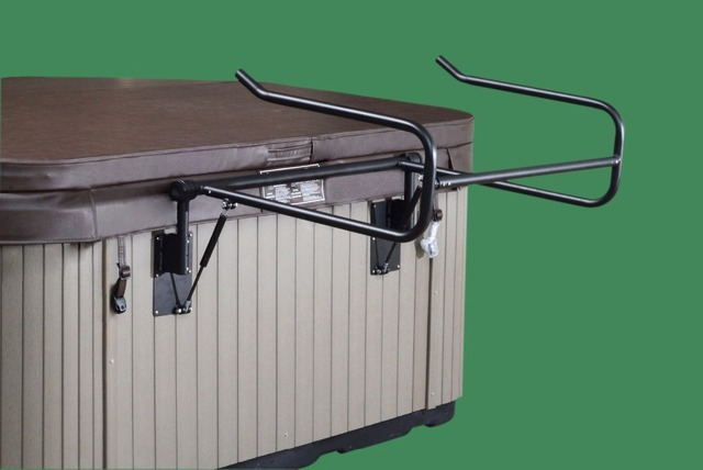 spa tub hot removal the system lifter accessories cover product ca caddy