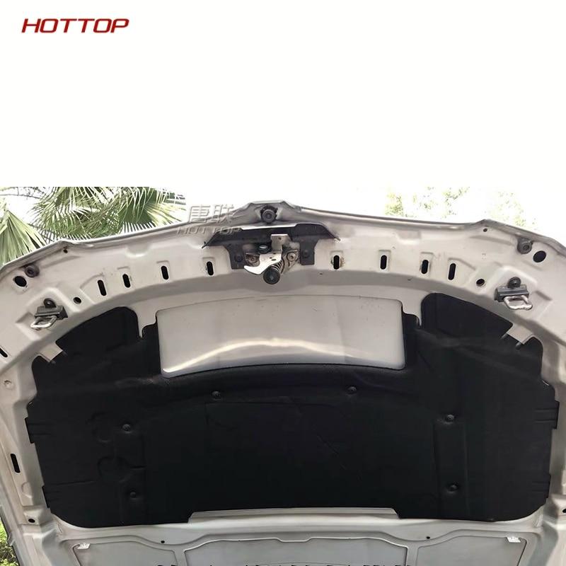 Moteur de capot de tapis d'insonorisation de voiture insonorisant d'isolation de bruit de chaleur pour BMWE90 E91 E92 E93 323i 325i 51487059260