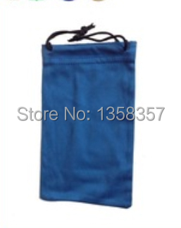 Nice 100pcs/lot Cbrl 9*17cm Glasses Drawstring Bags For Glasses/eyewear/ipad,various Colors,size Can Be Customized,wholesale Jewelry Packaging & Display
