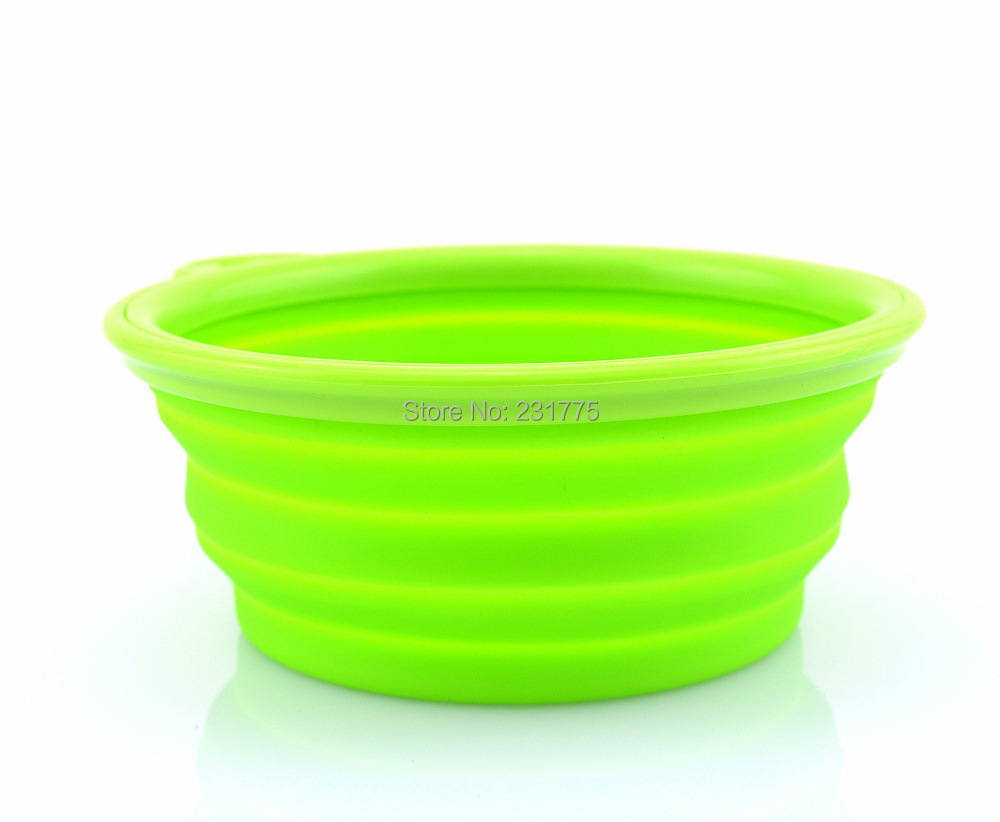 Free-Shipping-Dog-Cat-Pet-Portable-Silicone-Collapsible-Travel-folding-Bowl-Water-Dish-Feeder (1)