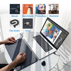 Image 5 - HUION HS610 grafik Tablet dijital kalem Tablet telefon çizim tableti Tilt ile OTG pil ücretsiz Stylus Android Windows için macOS