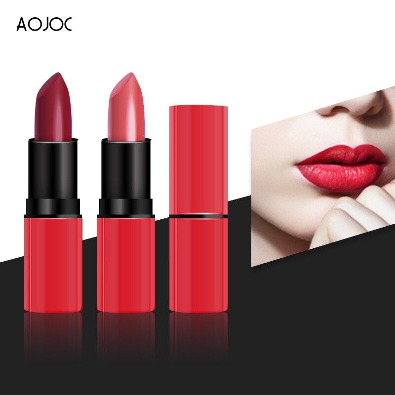 Us 142 Batom Matte Fashion Korean Bite Lipstick Tint Silky Moisturzing Nourishing Lipsticks Balm Lip Cosmetic Rouge A Levre Mat En Lot In Lipstick