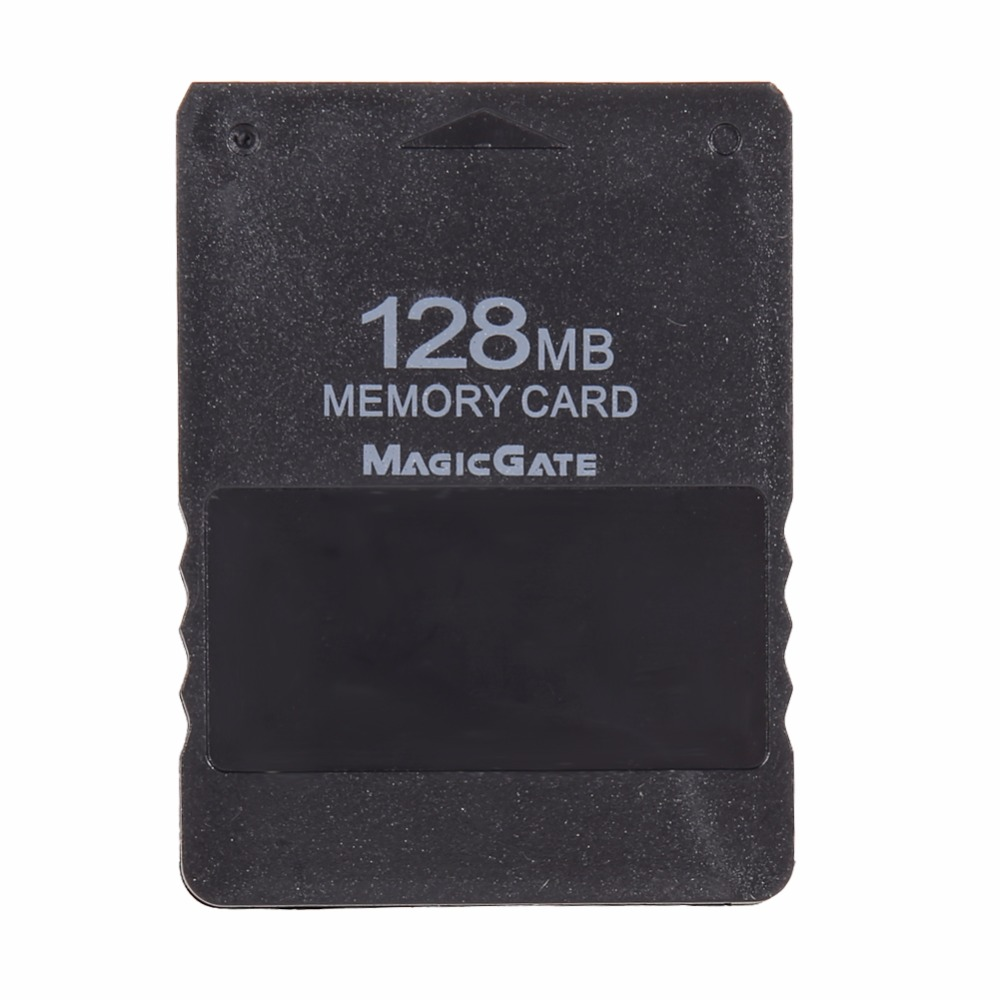 Wholesale 128M Memory Card Save Game Data Stick Module For Sony Playstation 2 PS2 High Quality For PS2 Memory Card