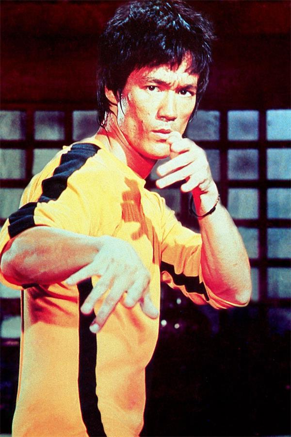 Compare prices on bruce lee wallpaper online shopping buy for Chinese movie mural