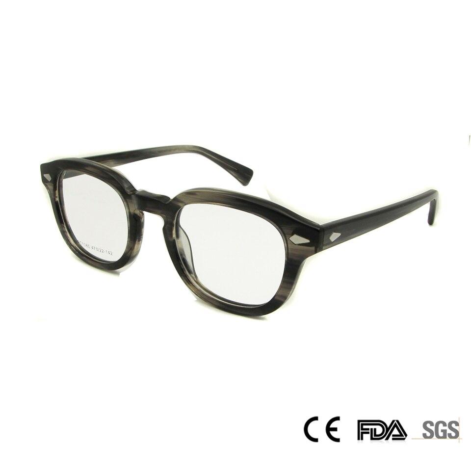 4cea1be60f Sorbern New 2017 Round Eyeglasses Frames Optical For Men Women Brand Retro  Vintage Myopia Eye Glasses