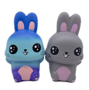 Simulation Rabbit Soft Cute Decompression Funny Toy Squeezing Toys for Kids YH1710