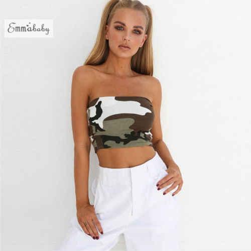 d0ccd888192 ... 2018 New Fashion Hot Popular Women Sexy Boob Tube Top Elastic Strapless  Crop Bandeau Bra Underwear ...