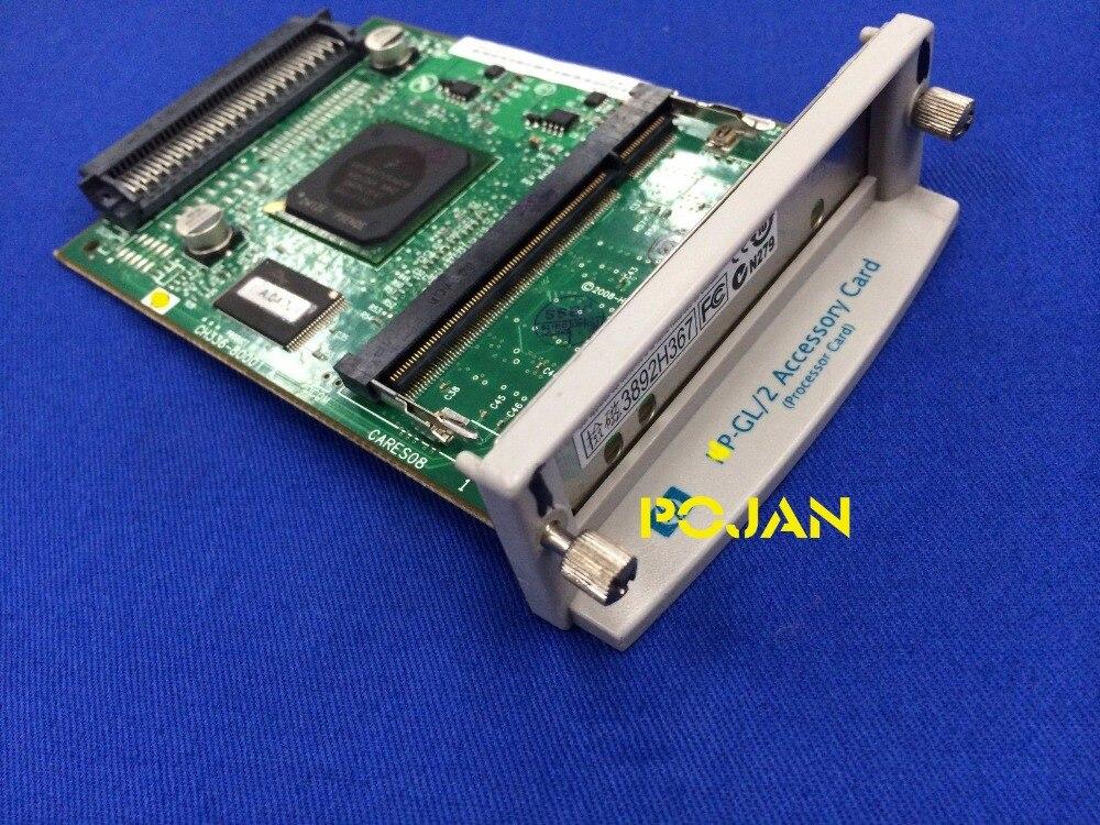 NUOVO CH336-67001 CH336-60001 Designjet 510 GL/2 Accessorio Formatter Carta di Carta di 510GL2 FIX 05:10 05: XX CH336-80001 + Trasporto 512 m di memoria