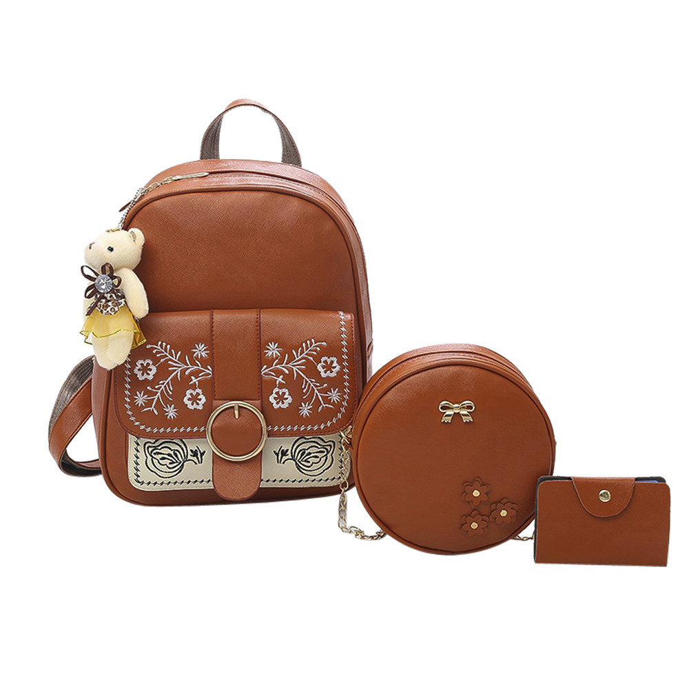 Cheap Designer Brown Leather Backpacks Best Small Leather Backpacks for  Women 56085af277c9a