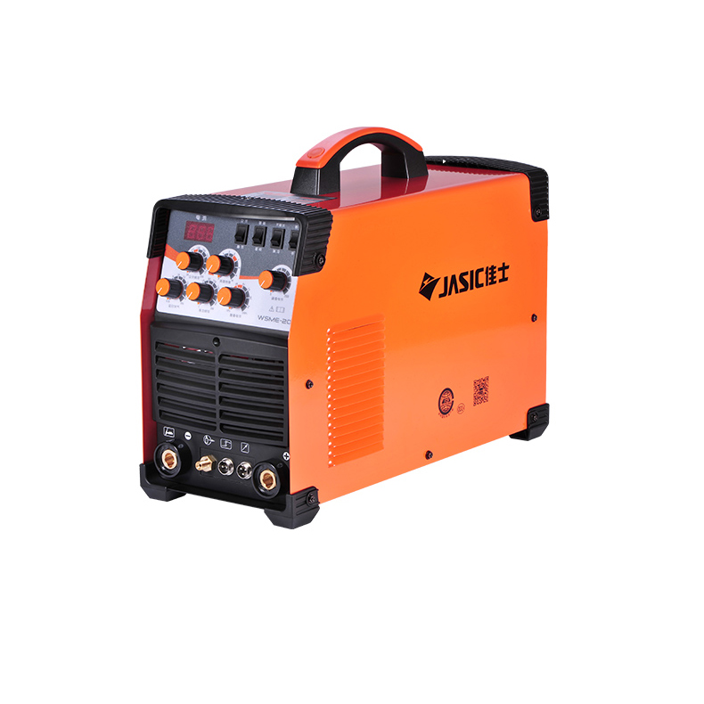 JASIC WSME-<font><b>200</b></font> <font><b>TIG</b></font>-200P <font><b>AC</b></font> <font><b>DC</b></font> <font><b>tig</b></font> welding machine with accessories image