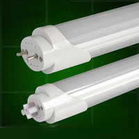 20PCS LOT Free Shipping LED TUBE Lights 5FT 1 5M 24W G13 T8 Lamp Replace To