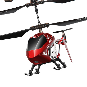 2.4G 3.5CH Hover Altitude Hold RC Helicopter With Gyro RTF - S107H 2