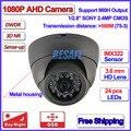 HD Analog video surveillance AHD H L 1080P security camera system Night Vision HD Lens, OSD, SONY IMX322, IR-CUT, Sense up, 960H