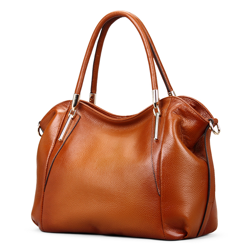 Go Meetting Genuine Leather Women's Handbags High Quality Cowhide Women Shoulder Bags Cow Leather Wings CrossBody Messenger Bag
