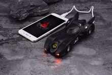 Chargeur intelligent 1/6 Film Chef-d 'Œuvre MMS 170 Batman 1989 89 Batmobile Chauve-Souris Mobile de puissance 10000 mah pour iphone Samsung Huawei xiaomi