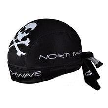 Nueva gorra de pirata Bandana deportiva al aire libre bicicleta ciclismo  negro 38ca6697442