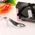 Stainless Steel High-heeled Shoe Bottle Opener Baby Shower Party Favors Wedding Gifts Baptism Souvenirs Birthday Decoration