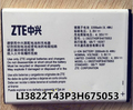 3.8 v 2200 mah li3822t43p3h675053 beeline pro qlux zte blade q batería a430 lux