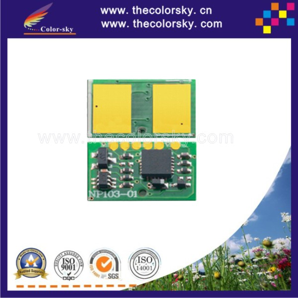US $70 2 |(TY OB731) smart reset laser printer toner chip for OKI B721 B731  MB760 MB770DNW 721 731 760 MB770 770 770DNW 45488802 BK-in Cartridge Chip