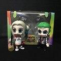 Harley Quinn Ação Figura 1/10 scale pintada figura do Esquadrão suicida O Coringa Boneca PVC ACGN Brinquedos figura Brinquedos Anime