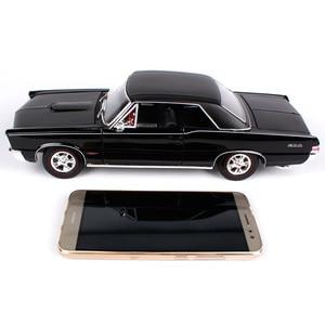 Автомобиль Maisto 1:18 1965, Классический роскошный черный, для мужчин, модель автомобиля 31885