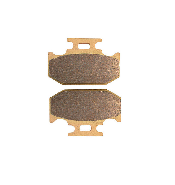 Hot Sales Motorcycle Rear Brake Pads Kit For YA MA HA YZ125 YZ250 YZ400 WR125 WR250 WR400 WR500 TTR250 XT250 motorcycle rear brake pads fit for malaguti madisont 125 250 f18 spidermax rs scarabeo300 password250 r125 phantommax