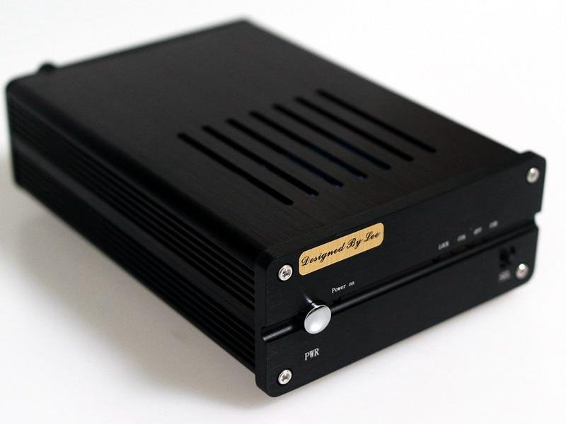 Ausdrucksvoll Neue Ad1852 Audio Dac Decoder Pcm2706 Usb Fiber Coaxial Hifi Decoder Fertig Tragbares Audio & Video Unterhaltungselektronik