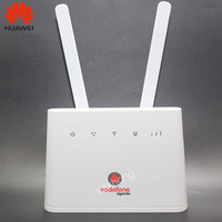 Unlocked Huawei B310 B310s 22 with Antenna 150Mbps 4G LTE Wireless Router Wifi Router with Sim Card Slot Up to 32 Devices