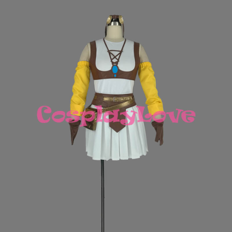 No Game No Life: Zero Corone Dola Cosplay Costume High Quality Stock Cusotm Made For Halloween Christmas CosplayLove