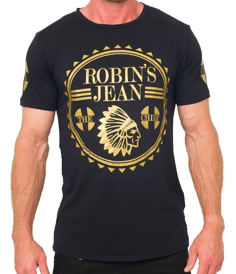 Robin jeans tees