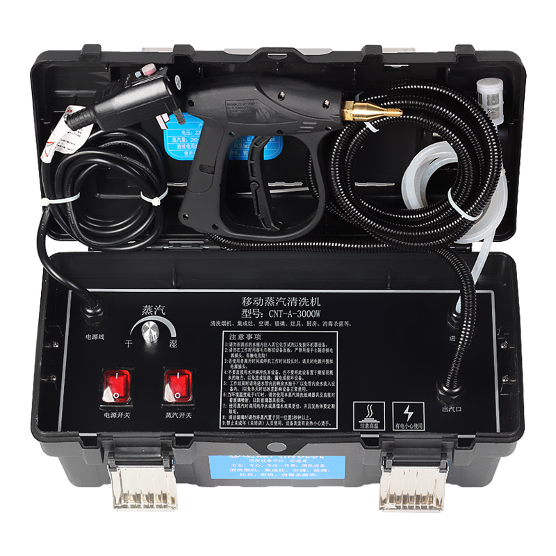 220v High Temperature Electric Steaming Cleaning Machine