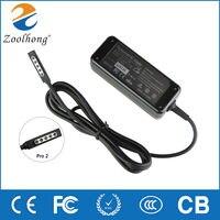 12V 3.6A 43W AC Tablet Power Adapter Ladegerät für Microsoft Oberfläche Pro1 Pro2 Pro 1 Pro 2