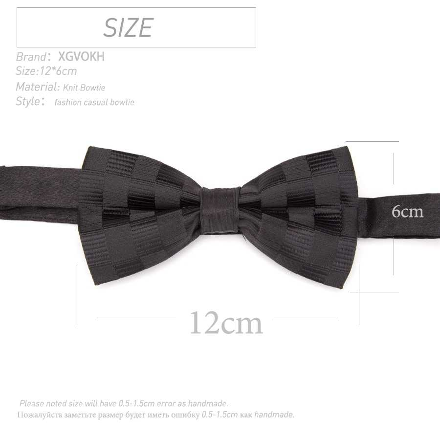 Мужской галстук-бабочка, жаккардовый галстук, формальный галстук для мальчика, мужской модный деловой Свадебный галстук-бабочка в полоску, мужская рубашка, Подарочный галстук