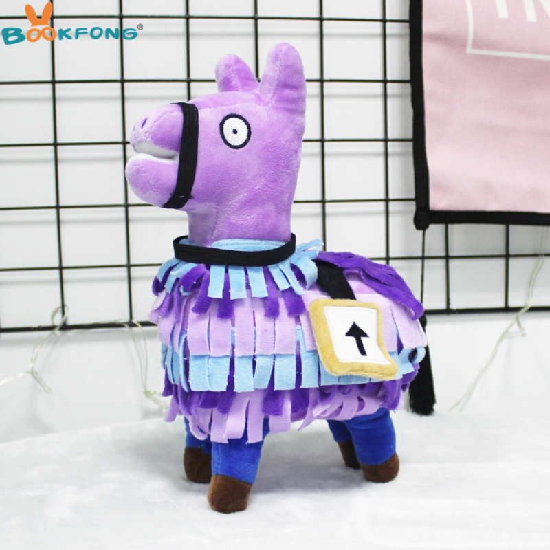 Troll-Stash-Llama-Plush-Toy-Game-Alpaca-Rainbow-Horse-Stash-Stuffed-Doll-Toys-Kids-Gift-20 (2)