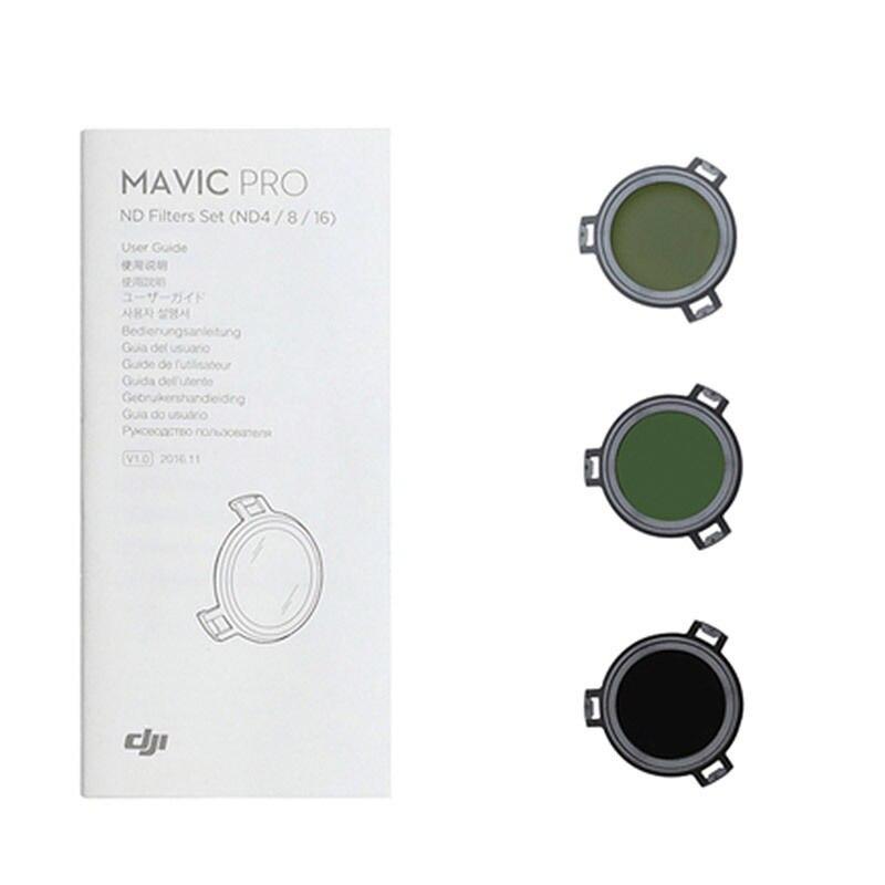 DJI Mavic Pro ND Filters Set (ND4/8/16) for Mavic Pro Camera Drone Filter 3PCS FilterDJI Mavic Pro ND Filters Set (ND4/8/16) for Mavic Pro Camera Drone Filter 3PCS Filter