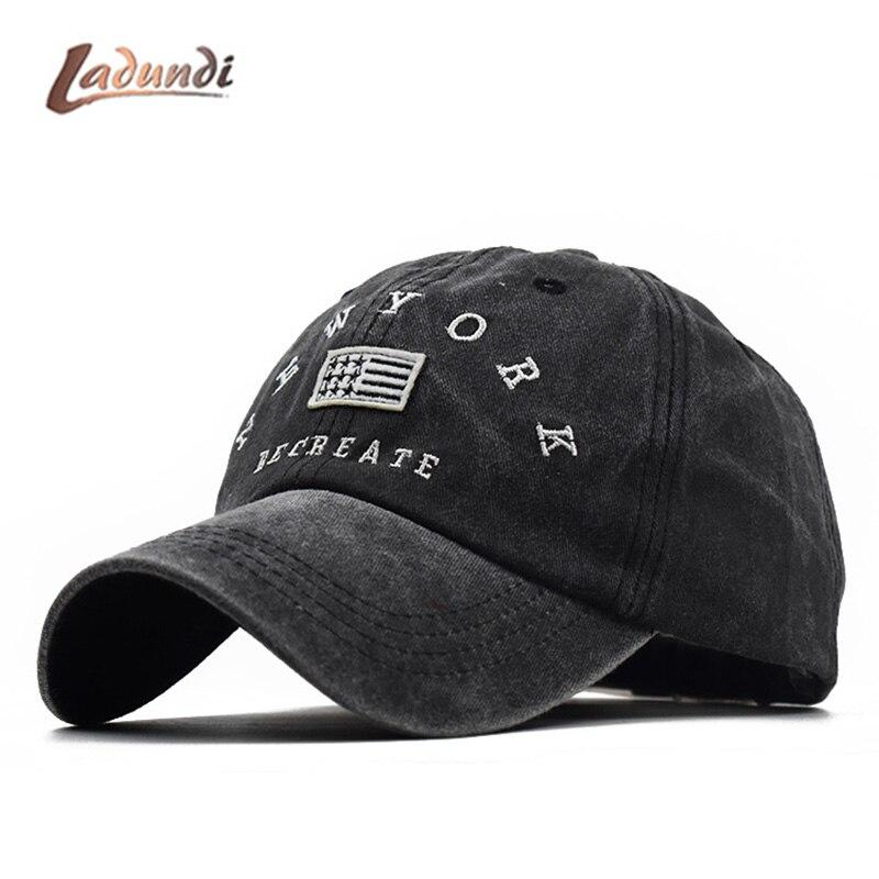 Men Women Hat NYC Letter Bat Unisex Women Men Baseball Cap Snapback Casual Caps