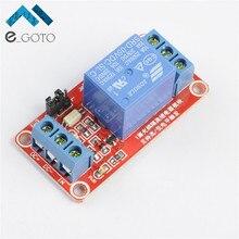5 В 1-канал релейный модуль с Оптрон Поддержка высокий и низкий уровень Тригер для Arduino Питание реле Модуль доска