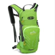 Breathable mountain bike riding cycling backpack Outdoor mountaineering bag 15L bicycle bike bags pack rucksack